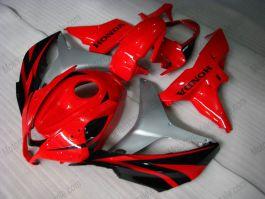 Honda CBR 600RR F5 2007-2008 Injection ABS verkleidung - anderen - Rot/Schwarz/Silber