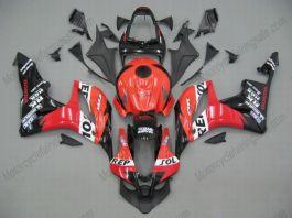 Honda CBR 600RR F5 2007-2008 Injection ABS verkleidung - Repsol  - Rot/Schwarz