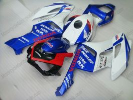 Honda CBR1000RR 2004-2005 Injection ABS verkleidung - Dream - Rot/Schwarz/Blau