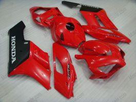 Honda CBR1000RR 2004-2005 Injection ABS verkleidung - Fireblade - Rot/Schwarz