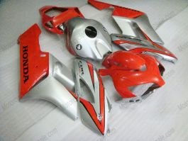 Honda CBR1000RR 2004-2005 Injection ABS verkleidung - Fireblade - Silber/Rot