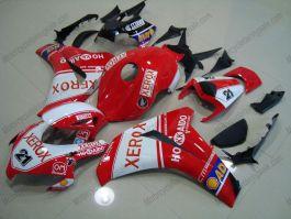Honda CBR1000RR 2008-2011 Injection ABS verkleidung - PRAMAC - Rot/Weiß