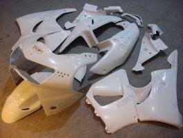 Honda CBR900RR 919 1998-1999 ABS verkleidung - Factory Style - alle Weiß