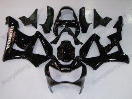 Honda CBR900RR 919 1998-1999 ABS verkleidung - Factory Style - alle Schwarz