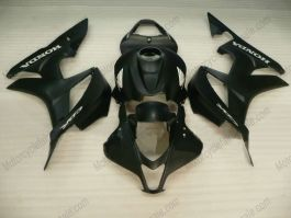 Honda CBR 600RR F5 2007-2008 Injection ABS verkleidung - anderen - Schwarz