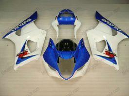 Suzuki GSX-R 1000 2003-2004 K3 Injection ABS verkleidung - anderen - Weiß/Blau
