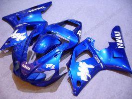 Yamaha YZF-R1 1998-1999 Injection ABS verkleidung - anderen - alle Blau