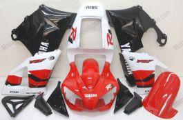 Yamaha YZF-R1 1998-1999 Injection ABS verkleidung - anderen - Rot/Weiß/Schwarz