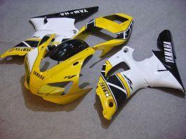 Yamaha YZF-R1 1998-1999 Injection ABS verkleidung - anderen - Gelb/Schwarz/Weiß