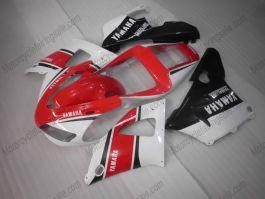 Yamaha YZF-R1 1998-1999 Injection ABS verkleidung - anderen - Rot/Schwarz/Weiß