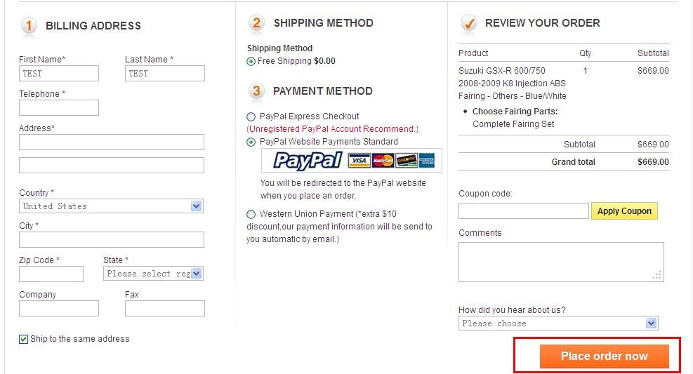 zahlen Sie mit Ihrer EC-oder Kreditkarte