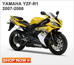 yzf r1 2007-2008 verkleidungen