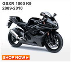 GSXR 1000 K9 2009-2016 verkleidungen